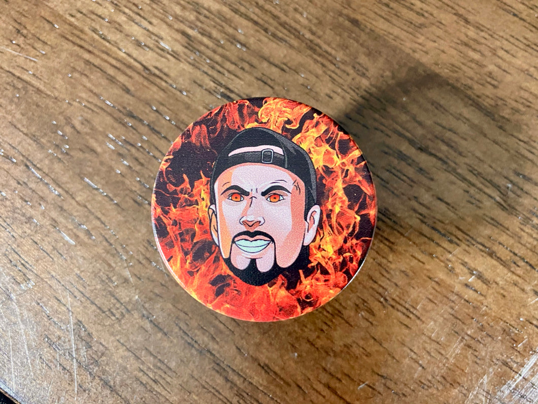 Premium Pyro Pop Socket Phone Holder