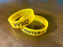 Load image into Gallery viewer, Lighter Gang Pyro VIP Wristband