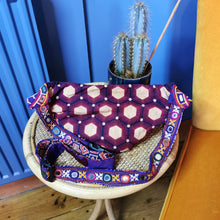 Load image into Gallery viewer, Handmade Rajasthani Patchwork Bumbag