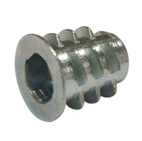 Screw in Sleeve M6 Internal Thread x 13mm