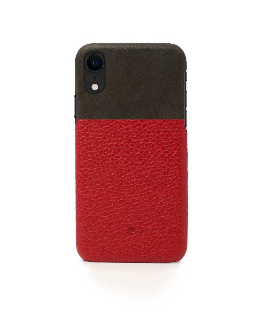 Feder Suede Case iPhone XR