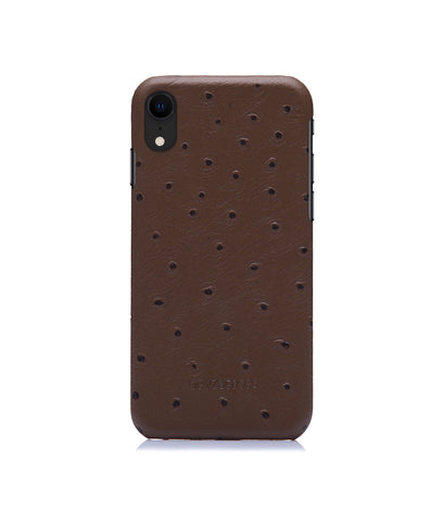Ostrich Case iPhone XR