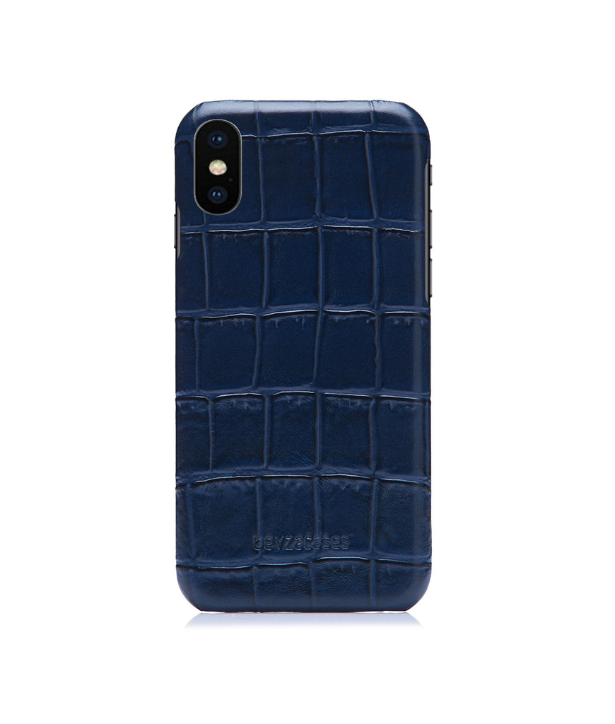 Croco Case iPhone XS