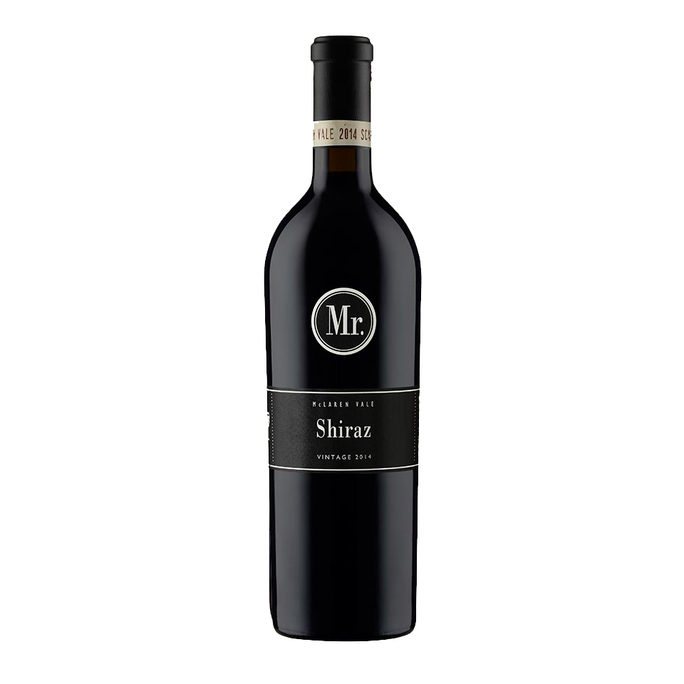 Mr. Riggs Scarce Earth Shiraz 2014