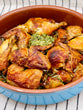 Cascun Farms Roast Chicken