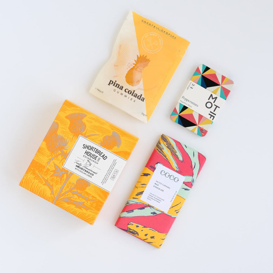 The Snack Pack - Lemon & Pina Colada