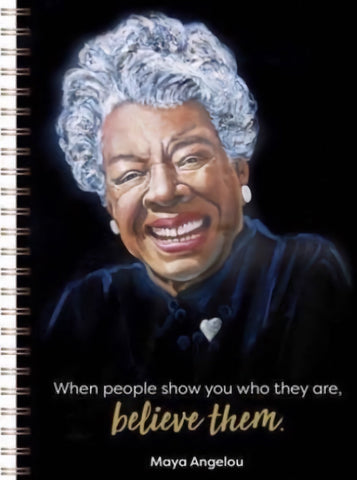 Journal - Maya Angelou
