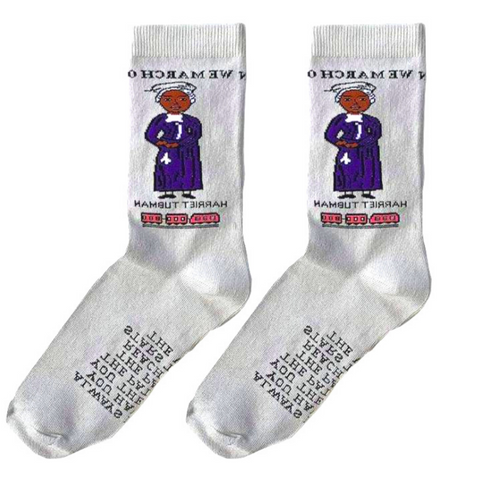 Harriet Tubman Unisex Socks