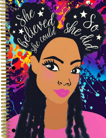 Black Girl Magic, Journal 2
