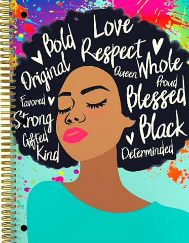 Black Girl Magic, Journal 3