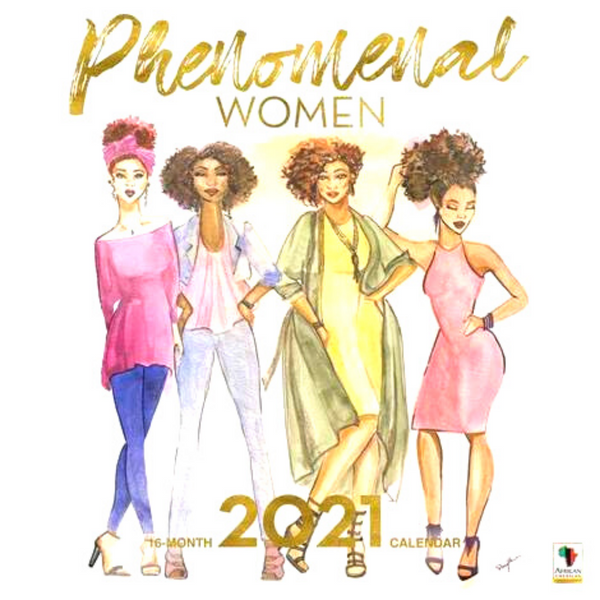 Phenomenal Women Calendar