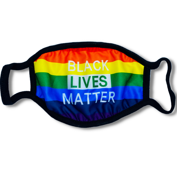 Face Mask - BLM & Pride