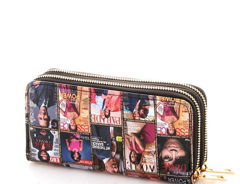 Michelle O Wallet, Magazine Edition