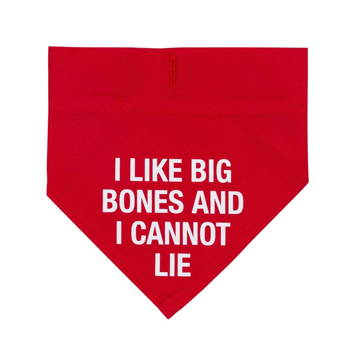 Big Bones Pet Bandana, Small/Medium