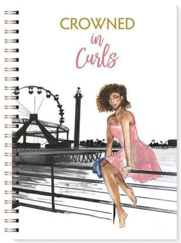 Journal - Crowned in Curls