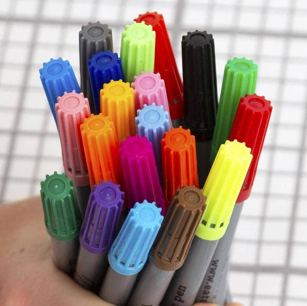 Artist Set of 20 Washout Markers