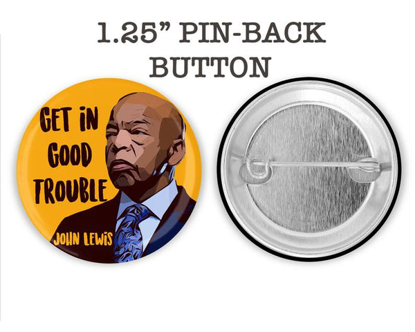 John Lewis - Button