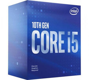 Procesador Intel CometLake Core I5 10400F s1200 SIN VIDEO