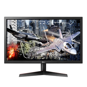 "Monitor Gamer LG 24"" UltraGear 24GL600F 144Hz 1ms"