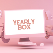 Yearly Beauty Box - L'Amour Chic Subscription Box