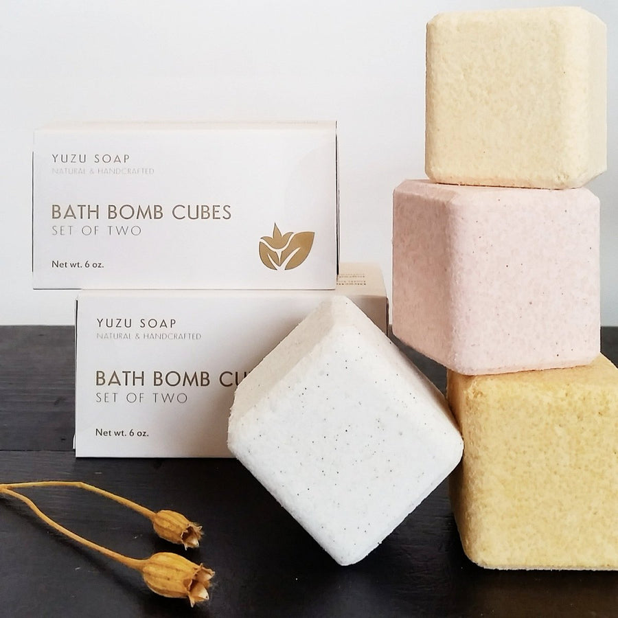 Bath Bomb Cubes - L'Amour Chic Subscription Box
