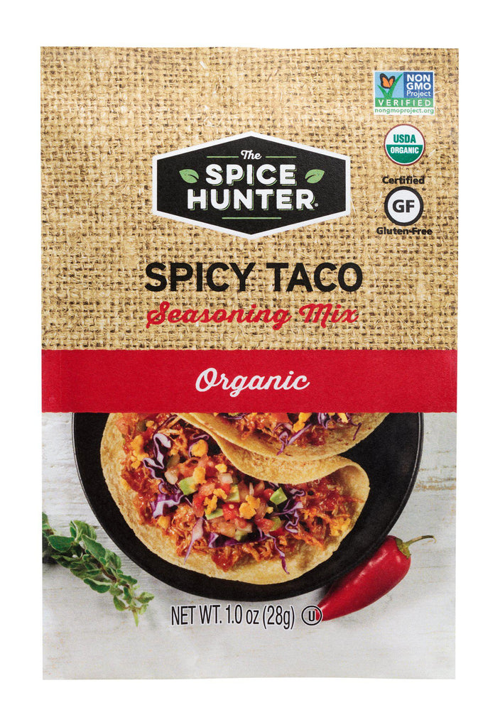 Spicy Taco Seasoning Mix