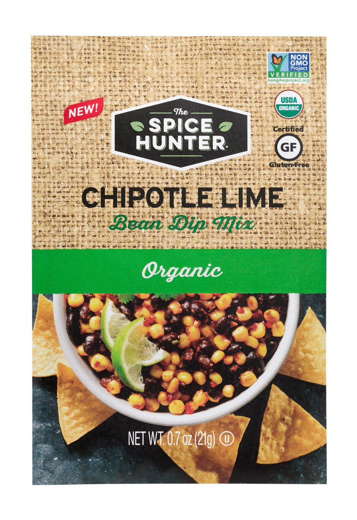 Chipotle Lime Bean Dip Mix