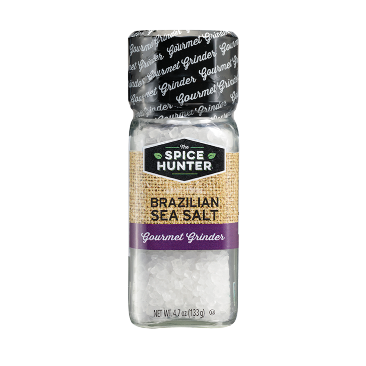 Brazilian Sea Salt, Grinder