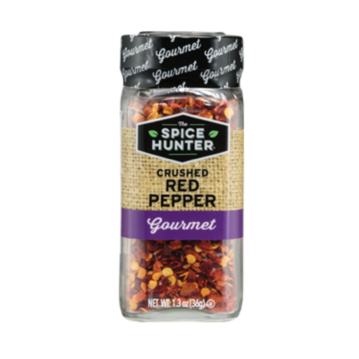 Chile Pepper, Red, Crushed
