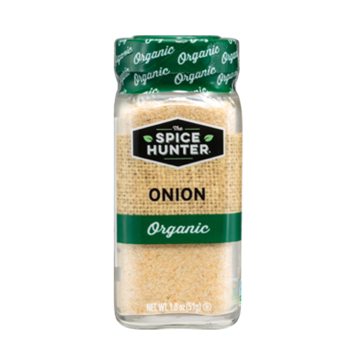 Onion, Organic, Granulated