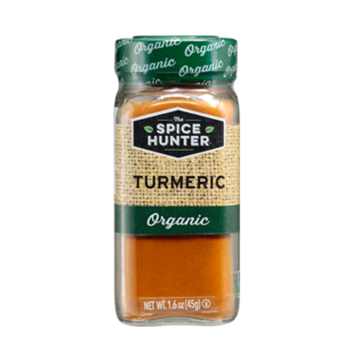 Turmeric, Organic, Ground