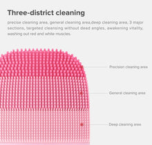 XiaoMi Deep Cleansing Silicone Electric Face Brush - Xmas Shop ، تحميل الصورة في عارض المعرض