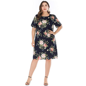 New style plus size women's clothing