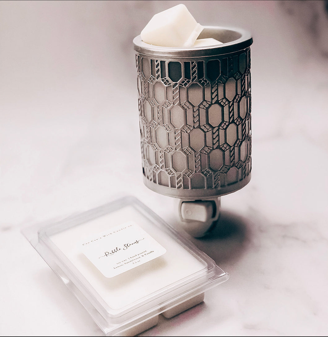 Plug-In Wax Warmer + Wax Melt Bundle