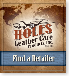 Ray Holes Leather Care Resources