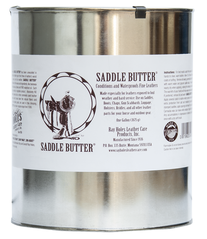 Gallon of Saddle Butter®
