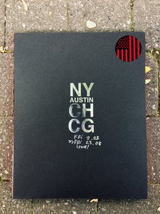 Giov' - NY//AUSTIN//CHCG US Roadbook