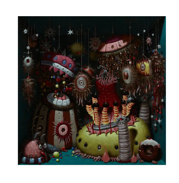Orbital Monsters Exist Vinyl Album