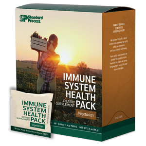 Vegetarian Immune System Health Pack - Product Image