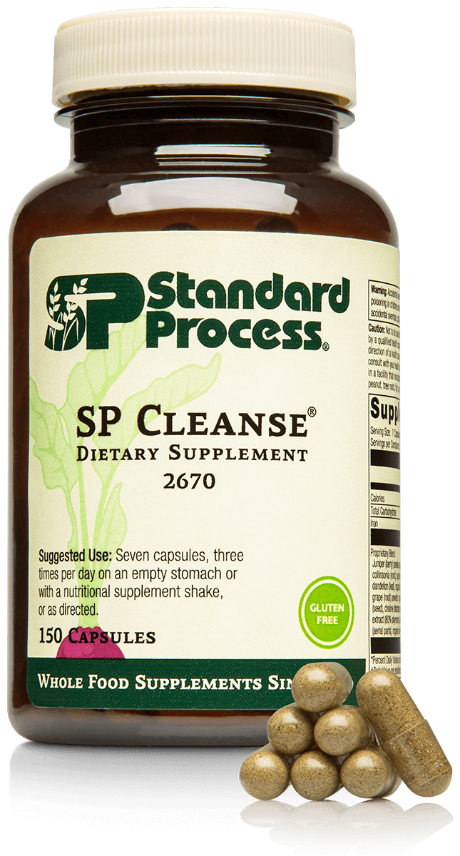 SP Cleanse®, 150 Capsules