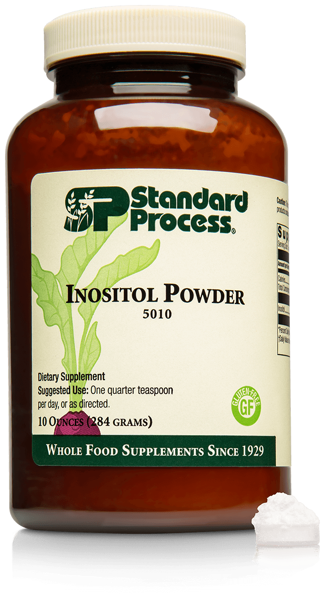 Inositol Powder, 10 Ounces (284 grams)
