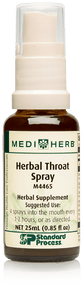 Herbal Throat Spray Phytosynergist®, 25 mL (0.8 fl oz)