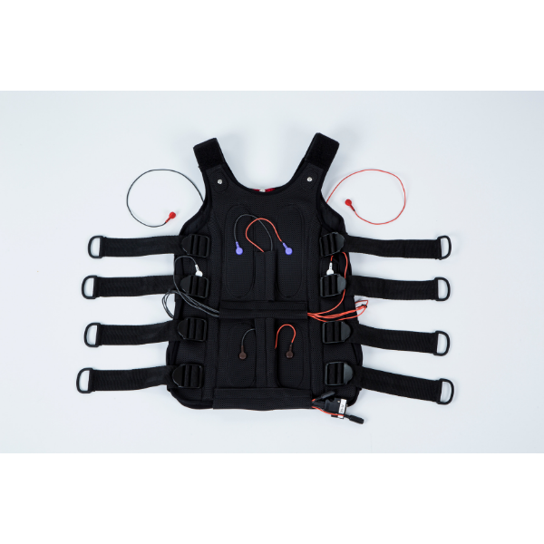 MyoFX Vest Women with cables