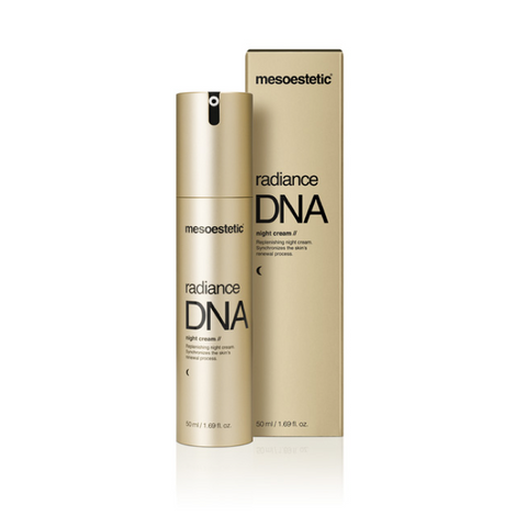 DNA radiance night cream