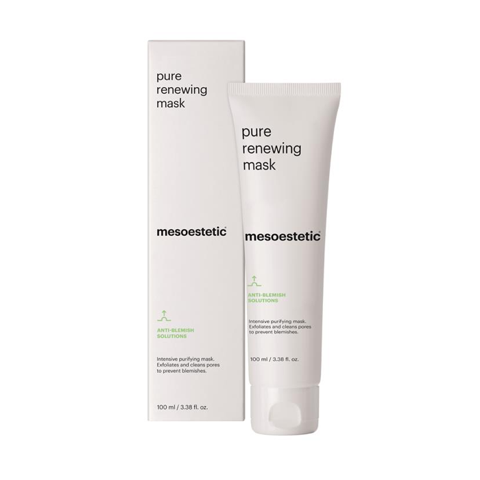 Maschera purificante pure renewing mask