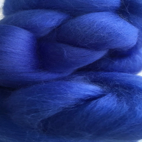 Extra Fine Merino colored Roving