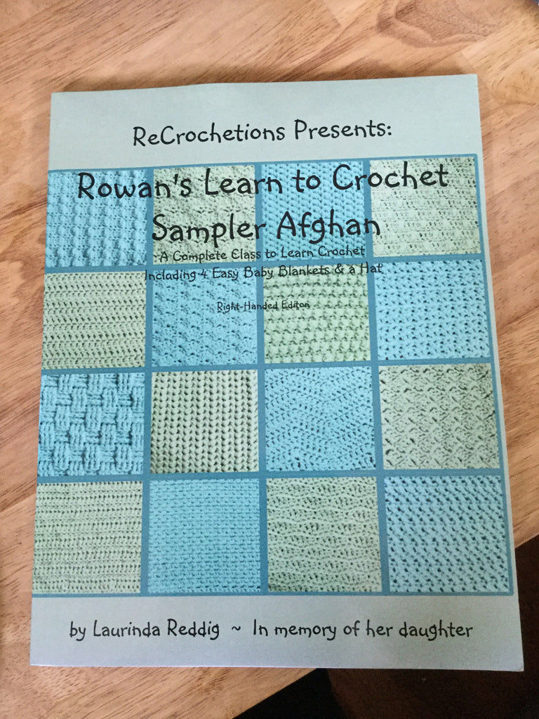 Rowan's Learn to Crochet Sampler Afghan