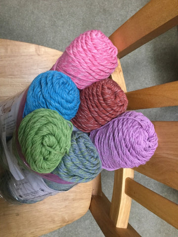 Serendipity Tweed Yarn Bundle