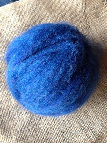 Wool Roving 2 ounce ball
