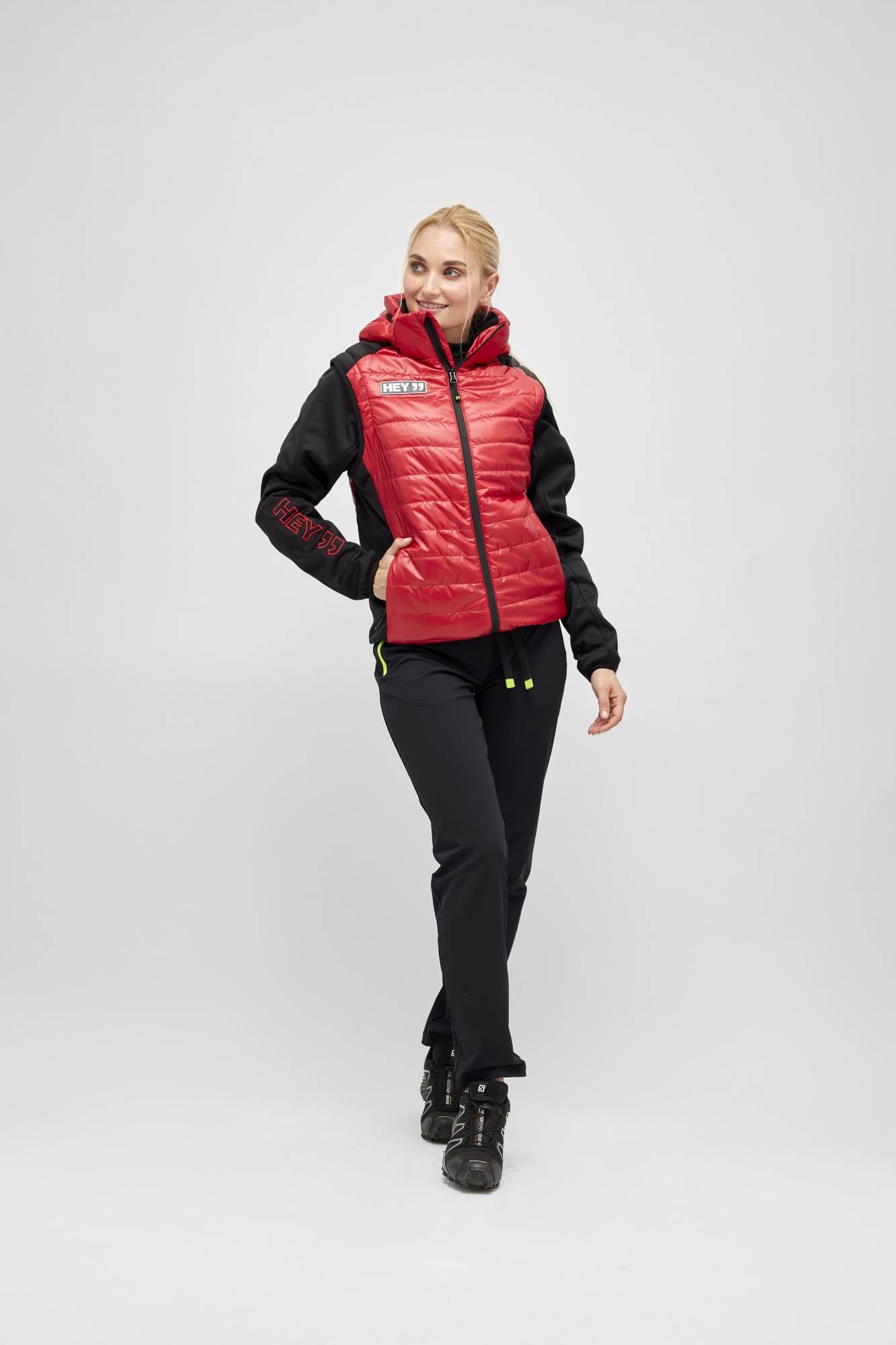 ACTIVE WEAR DOWN JACKET